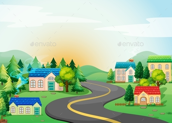Village - Miscellaneous Conceptual