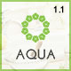 Aqua - Spa and Beauty Joomla VirtueMart Template - ThemeForest Item for Sale