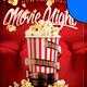 Movie / Dat Night Flyer Template