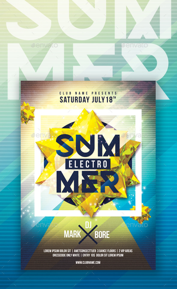 Summer Electro - Clubs & Parties Events