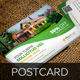 Postcard InDesign Template v2 - GraphicRiver Item for Sale