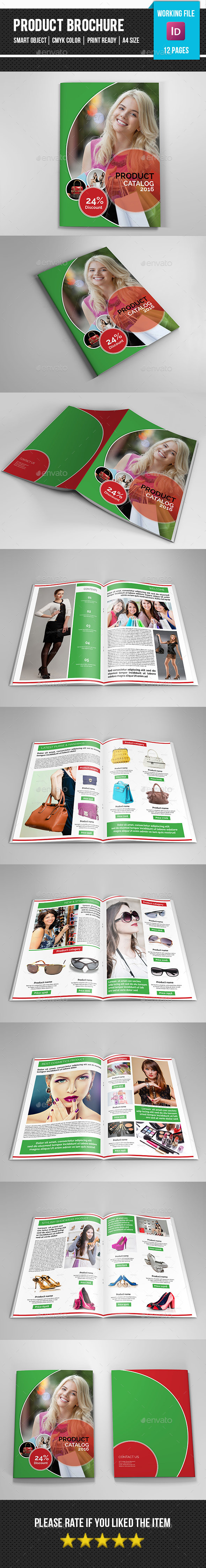 Product Promotion Brochure-V257 - Catalogs Brochures