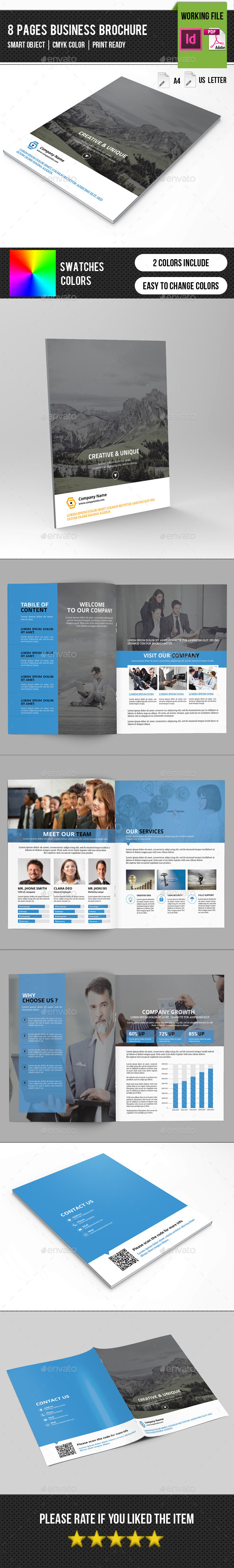 Corporate Brochure 8 Pages-V259 - Corporate Brochures