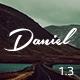 Daniel - Responsive Under Construction Landing Page