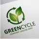 Greencycle Logo Template - GraphicRiver Item for Sale