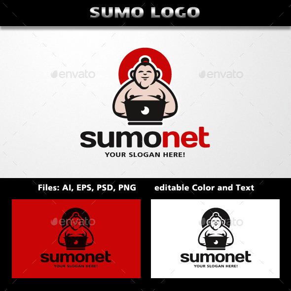 Sumo Logo Template - Humans Logo Templates