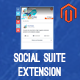 Magento Social Suite Extension - CodeCanyon Item for Sale
