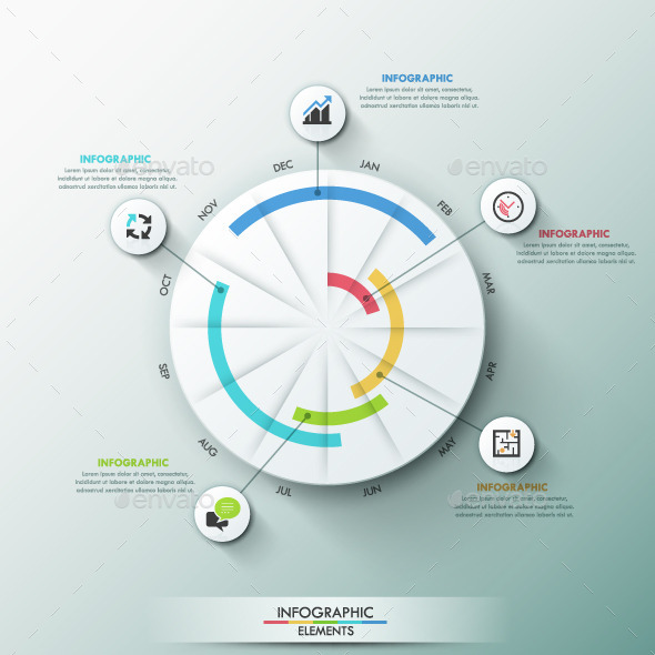 Modern Infographic Options Banner - Infographics