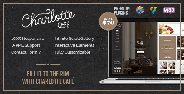 Best 18+ Catering WordPress Themes 2019 16