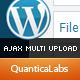 Ajax Multi Upload for WordPress - CodeCanyon Item for Sale