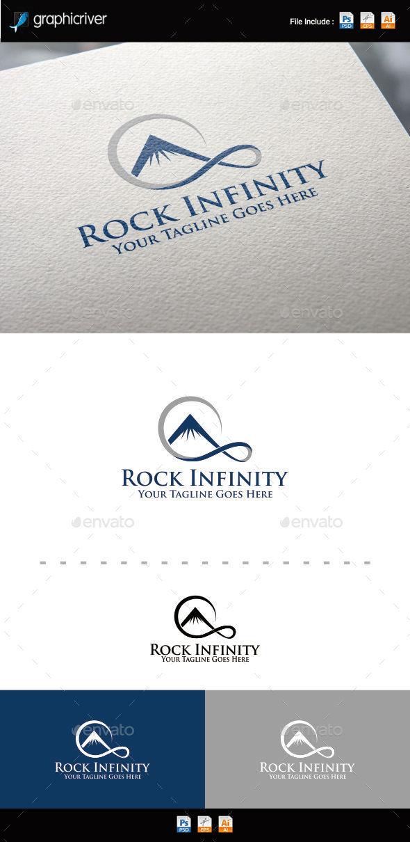 Rock Infinity Logo - Symbols Logo Templates