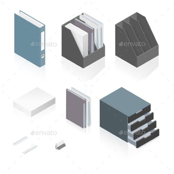 Storage Items - Miscellaneous Vectors