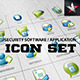 Security Icon Set - GraphicRiver Item for Sale