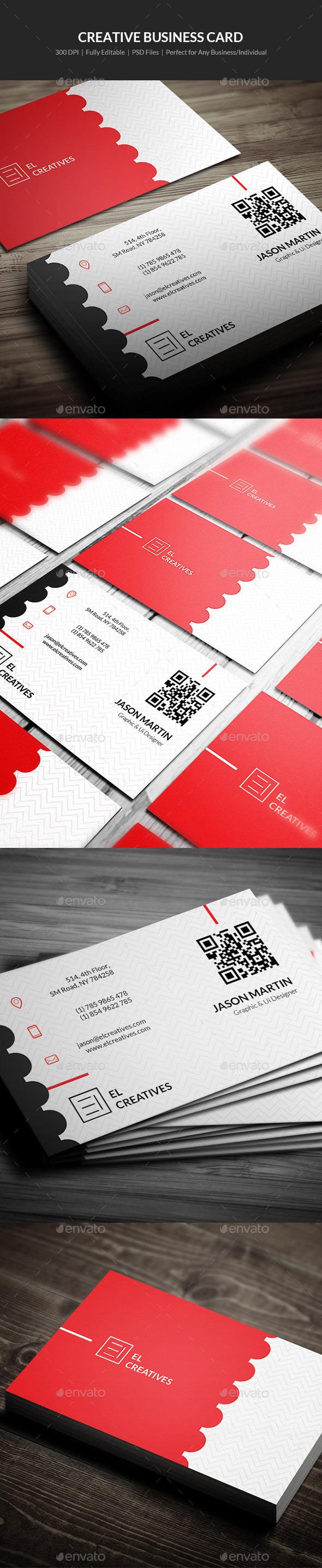 Creative Business Card -19 - Creative Business Cards