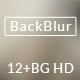 BackBlur - 12 Blurred Background - GraphicRiver Item for Sale