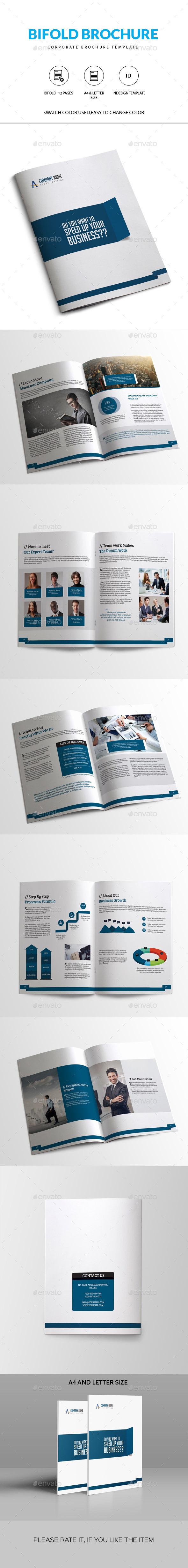 Corporate Brochure/Catalog-Indesign Template - Corporate Brochures