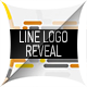 Simple Line Logo Reveal - VideoHive Item for Sale
