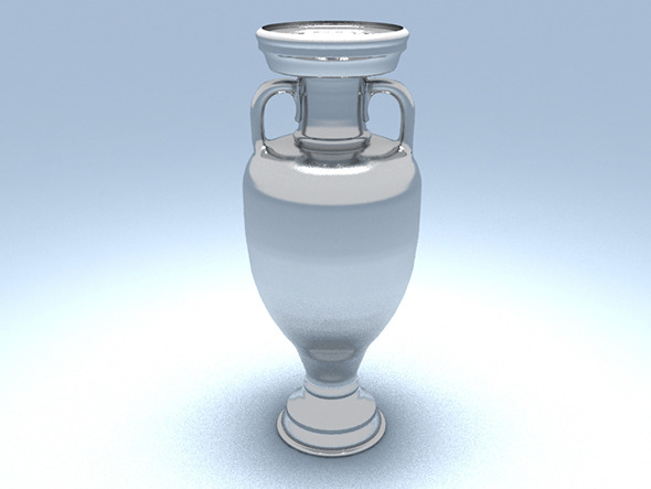 Euro Cup Trophy - 3DOcean Item for Sale