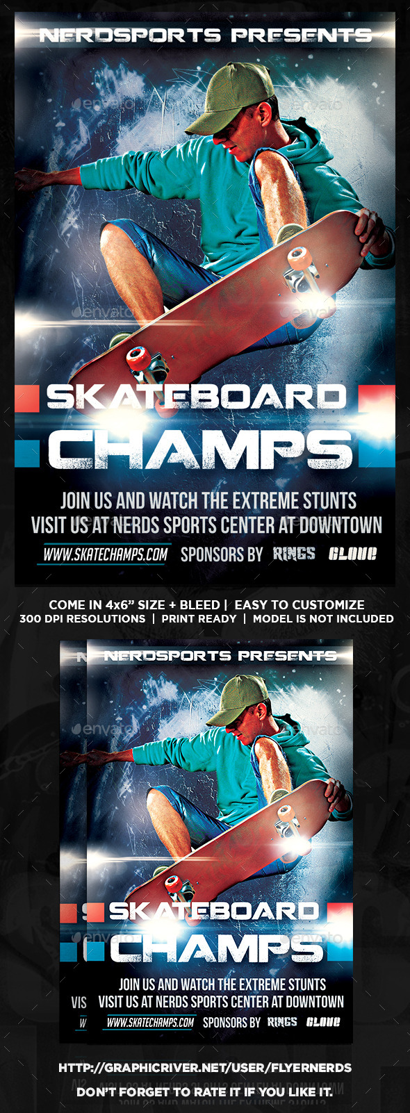 Skateboard Championships Sports - Sports Events