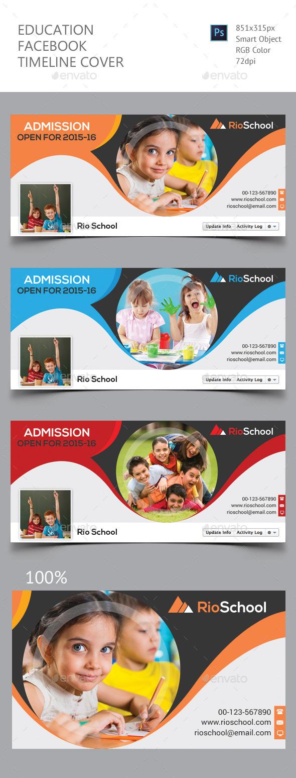 Education Facebook Timeline Cover - Facebook Timeline Covers Social Media