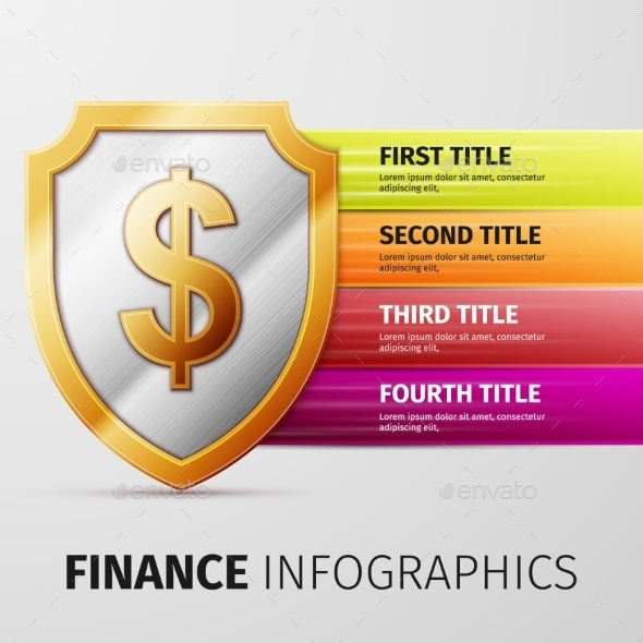 Finance Infographics - Web Technology