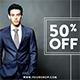 Instagram Fashion Promotion Images - GraphicRiver Item for Sale