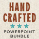 Hand Crafted Powerpoint Bundle - GraphicRiver Item for Sale