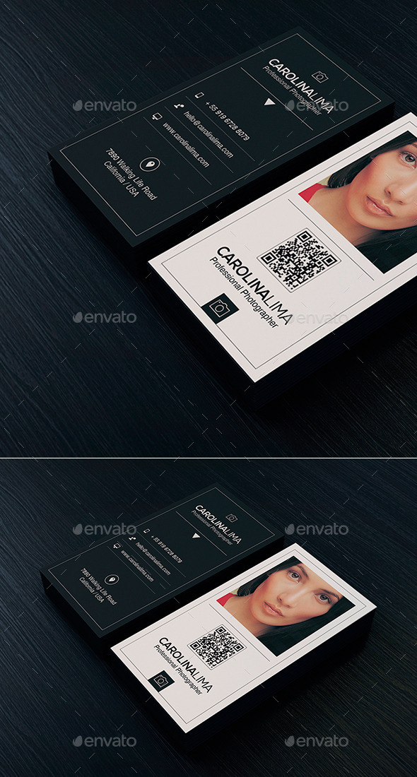 Business Card Vol. 31 - Creative Business Cards