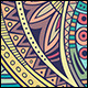 2 Ethnic Tribal Backgrounds - GraphicRiver Item for Sale