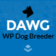 Dawg - WP Dog Breeder theme - ThemeForest Item for Sale