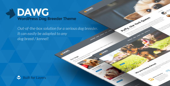Dawg – WP Dog Breeder theme