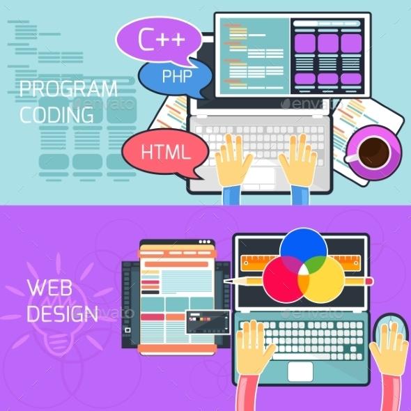 Program Coding And Web Design - Web Technology