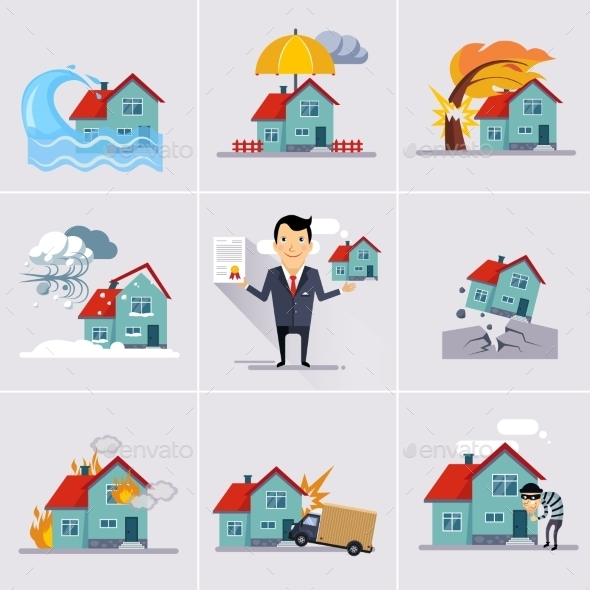 Home And House Insurance  - Web Technology