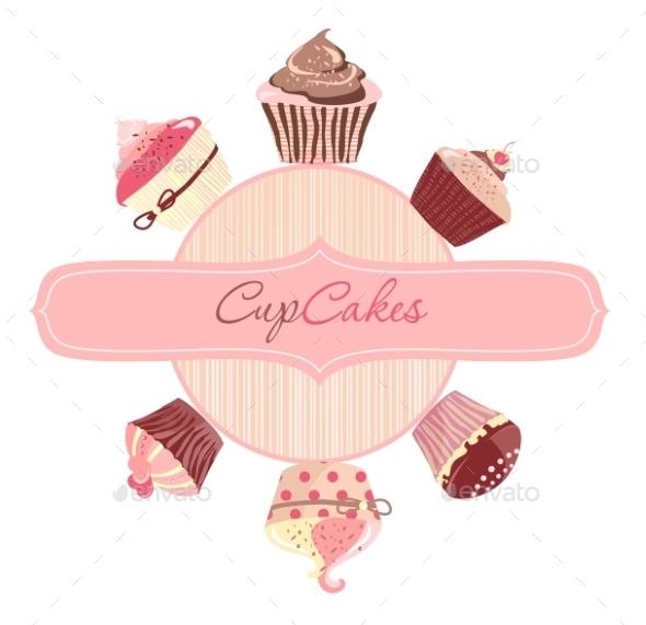 Cakes Invitation Card.  - Birthdays Seasons/Holidays