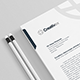 A4 - Business Letterhead V.001 - GraphicRiver Item for Sale