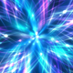 Colorful Glowing Strokes and Particles Flow - VideoHive Item for Sale