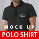 Man Polo Shirt Mock Up - GraphicRiver Item for Sale