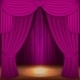 Purple Curtains - GraphicRiver Item for Sale