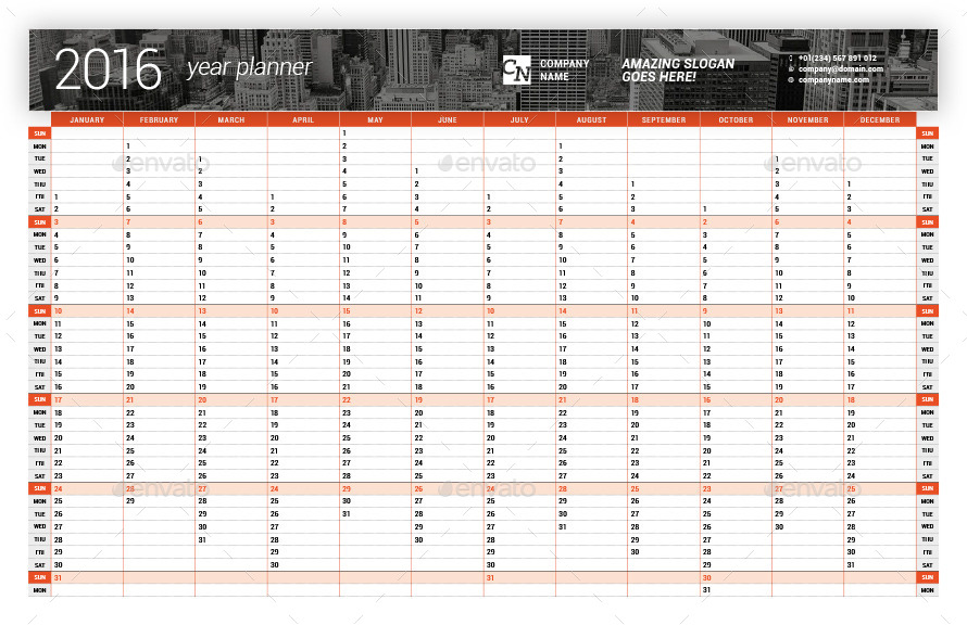 year planner 2018 calendars stationery 01_previewjpg 02_previewjpg 03_previewjpg