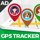 GPS Tracking - GWD Ad Bannes - CodeCanyon Item for Sale