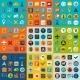 Set Of Navigation Icons - GraphicRiver Item for Sale