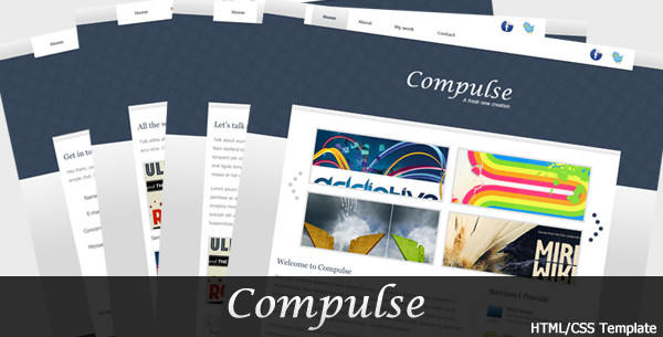 Compulse | Creative Portfolio