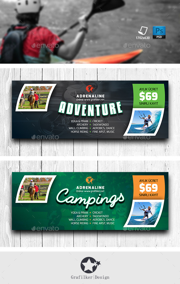 Adventure Facebook Cover Templates - Facebook Timeline Covers Social Media