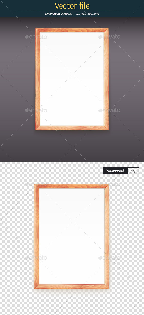 Picture Frame to Preview Designs Template - Man-made Objects Objects