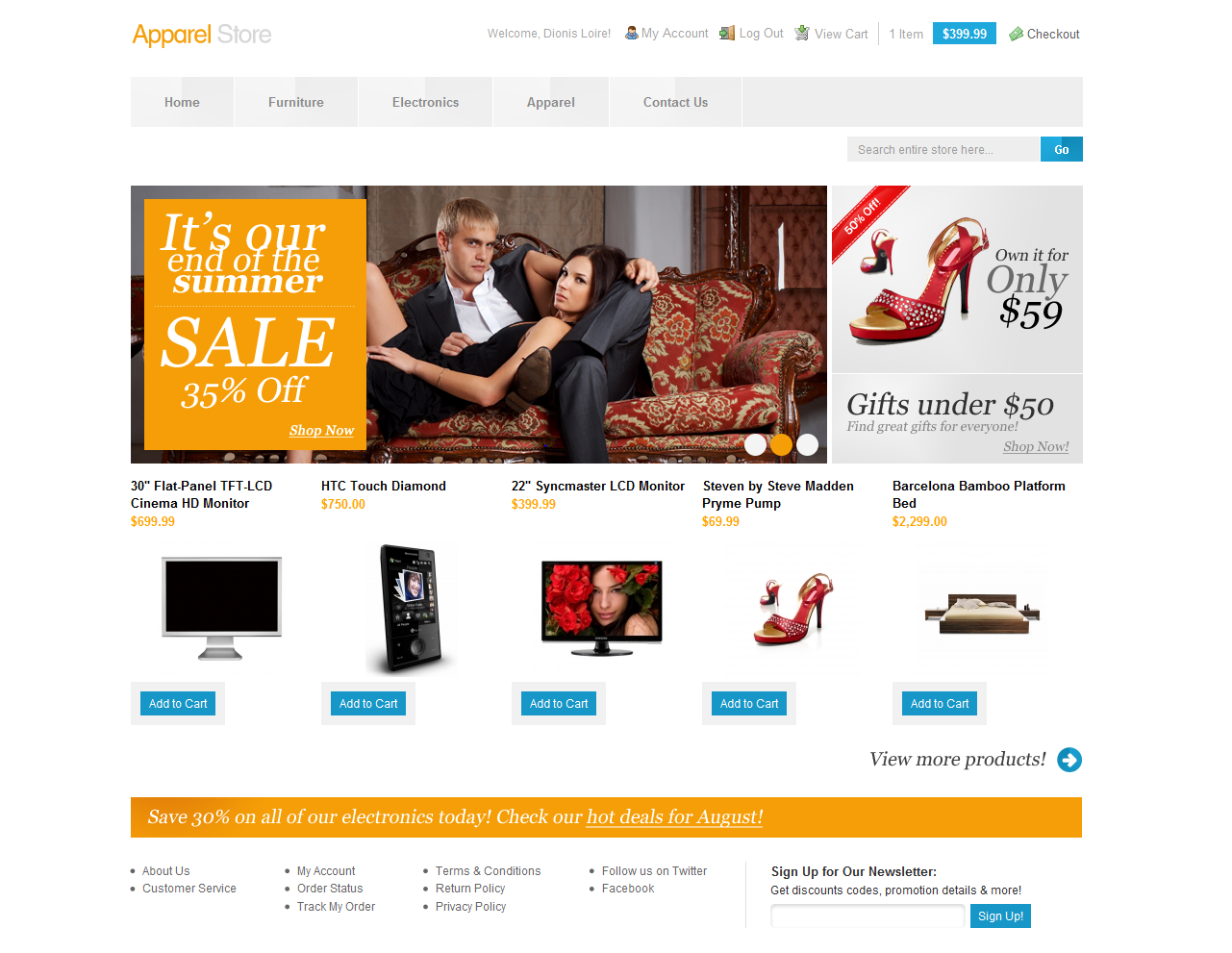 Free Download Apparel Store Nulled Latest Version