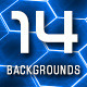 Hexa Backgrounds - VideoHive Item for Sale
