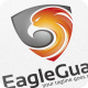 Eagle Guard - Logo Template - GraphicRiver Item for Sale