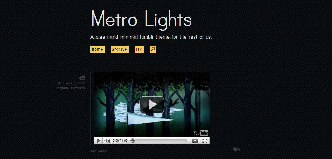 Free Download Metro Lights Nulled Latest Version