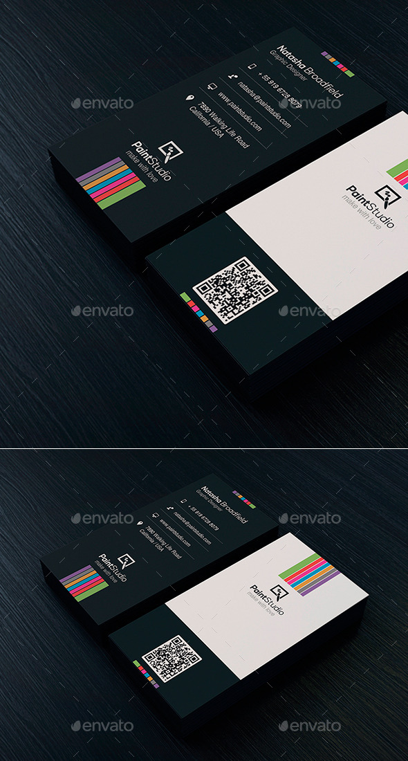 Business Card Vol. 34 - Creative Business Cards