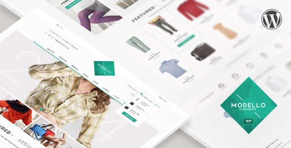 Modello- Responsive eCommerce WordPress Theme